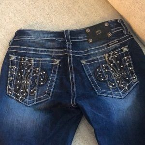Miss Me Jeans From Buckle Size 30 Skinny Jeans
